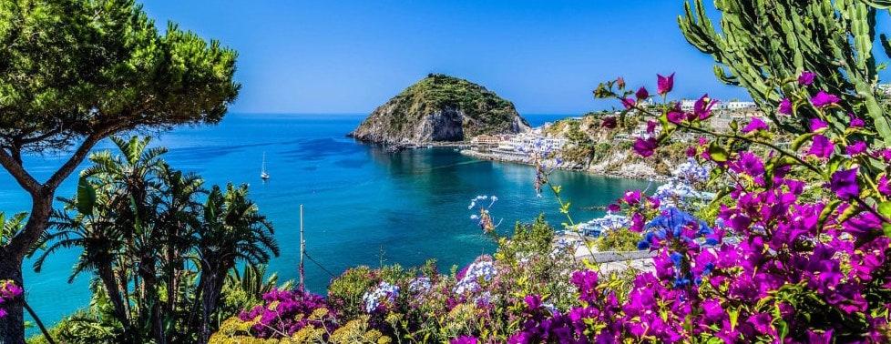 8 Tage Sonneninsel Ischia im Hotel Paradiso Terme Resort & Spa - Vitaliamo Reisen
