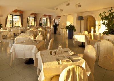 Insel Ischia Italien restaurant
