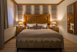 7 Tage Wellnessurlaub im Hotel Oberforsthof in Österreich Zimmer