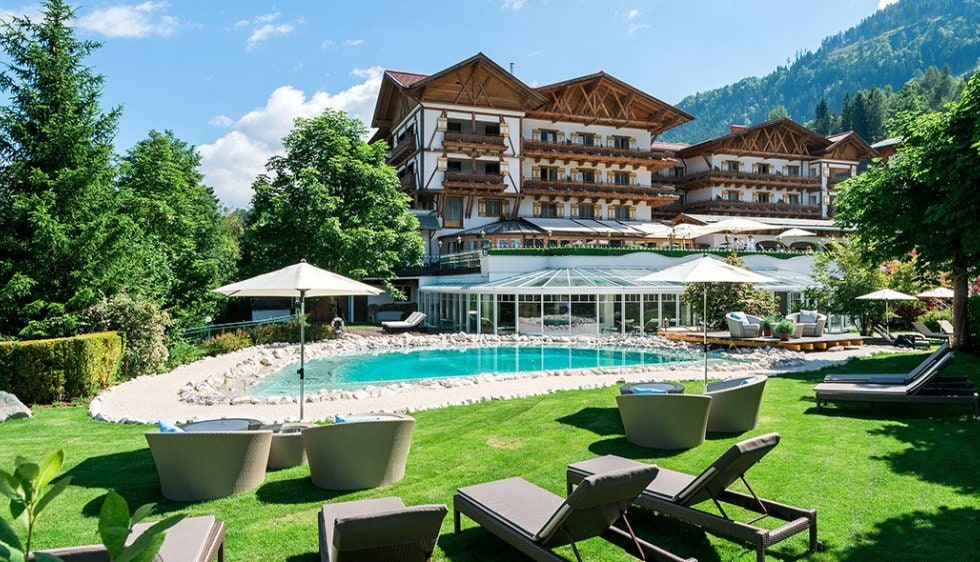 6 Tage Wellnessurlaub im Hotel Oberforsthof in Österreich - Vitaliamo Reisen