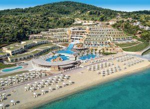Urlaub an der Griechische Ägäis Hotel