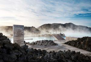Island mit Blauer Lagune