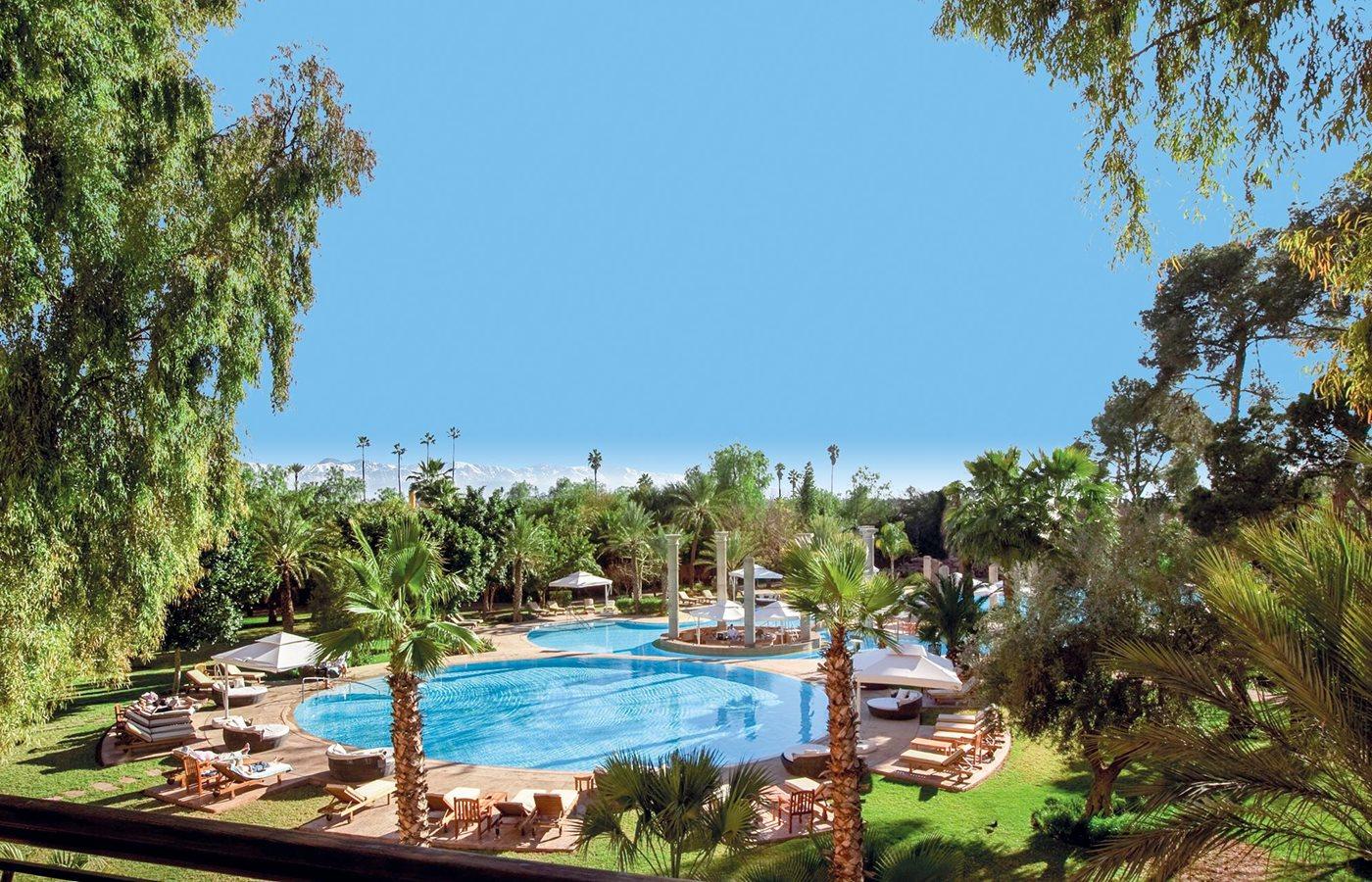 8 Tage Königsstadt Marrakesch im 5* Hotel Es Saadi Marrakech Resort - Vitaliamo Reisen