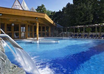 Hotel Aqua Wasserfall