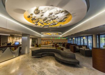 Hotel Aqua Lobby