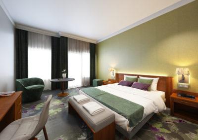 Hotel Karos Spa Superior Zimmer neu