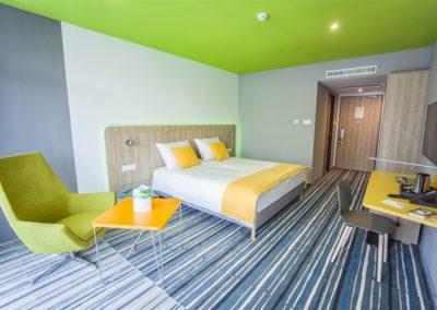 Hotel Park Inn Zimmerbeispiel